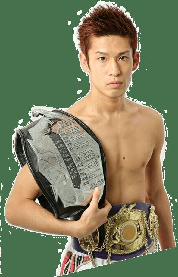 プロキックボクサー 前田浩喜 選手