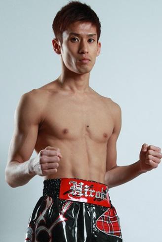 前田選手の宣材写真