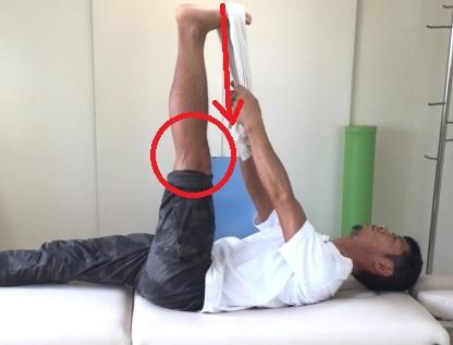 むくみ解消ストレッチ 足首~臀部